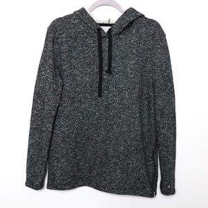 Fabletics | Heathered Pullover Hoodie